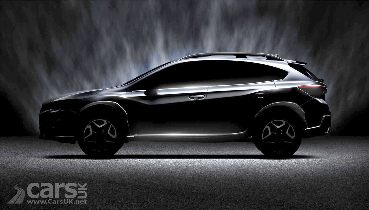 First photo New Subaru XV
