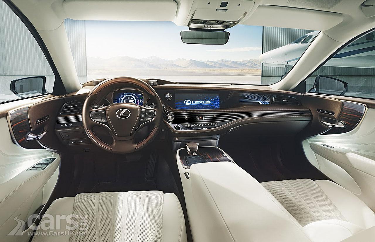 Photo 2018 Lexus LS Interior