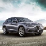 Alfa Romeo Stelvio First Edition – first look at the more prosaic Stelvio SUVs