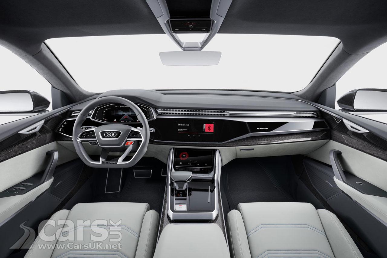 Photo Audi Q8 Concept Interior