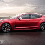 Kia Stinger Saloon (NOT Stinger Sedan) revealed in UK Spec