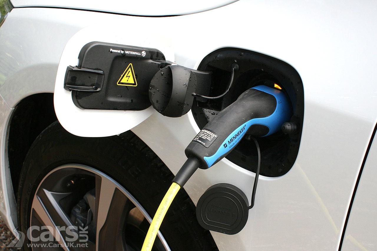 Photo EV charging