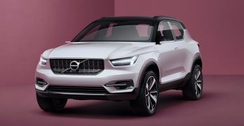 Volvo XC40 heading for Shanghai Motor Show DEBUT say Chinese media