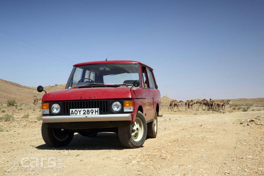 Photo 1969 Range Rover Velar