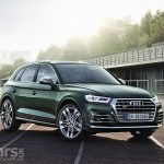 2017 Audi SQ5 goes on sale in Audi's UK dealers – price from £51,200
