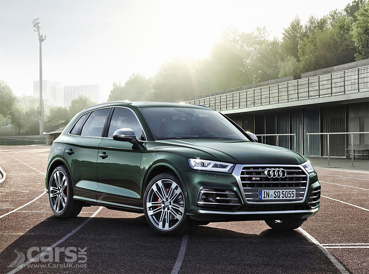 Photo 2017 Audi SQ5 UK