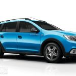 New Dacia Logan MCV Stepway adds butch to the Logan Estate