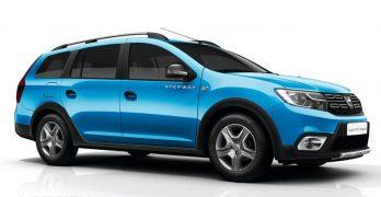 New Dacia Logan MCV Stepway adds butch to the Logan Estate