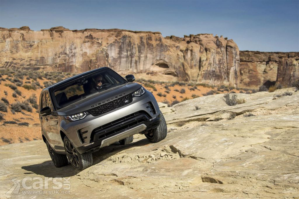 Photo 2017 Land Rover Discovery