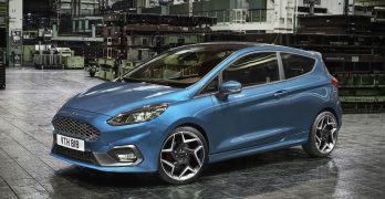 2018 Ford Fiesta ST arrives with Ford's new 197bhp 3-Cylinder 1.5 litre petrol engine