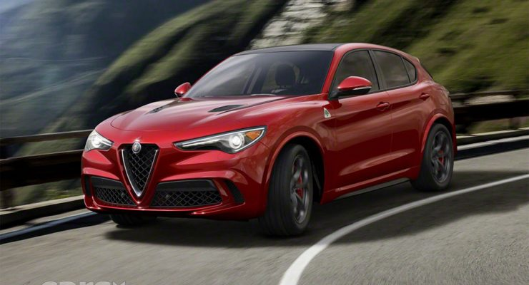 Photo Alfa Romeo Stelvio SUV