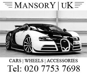 Mansory UK - London