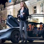 New Nissan EV Ambassador Margot Robbie races the BladeGlider EV round Monaco (video)