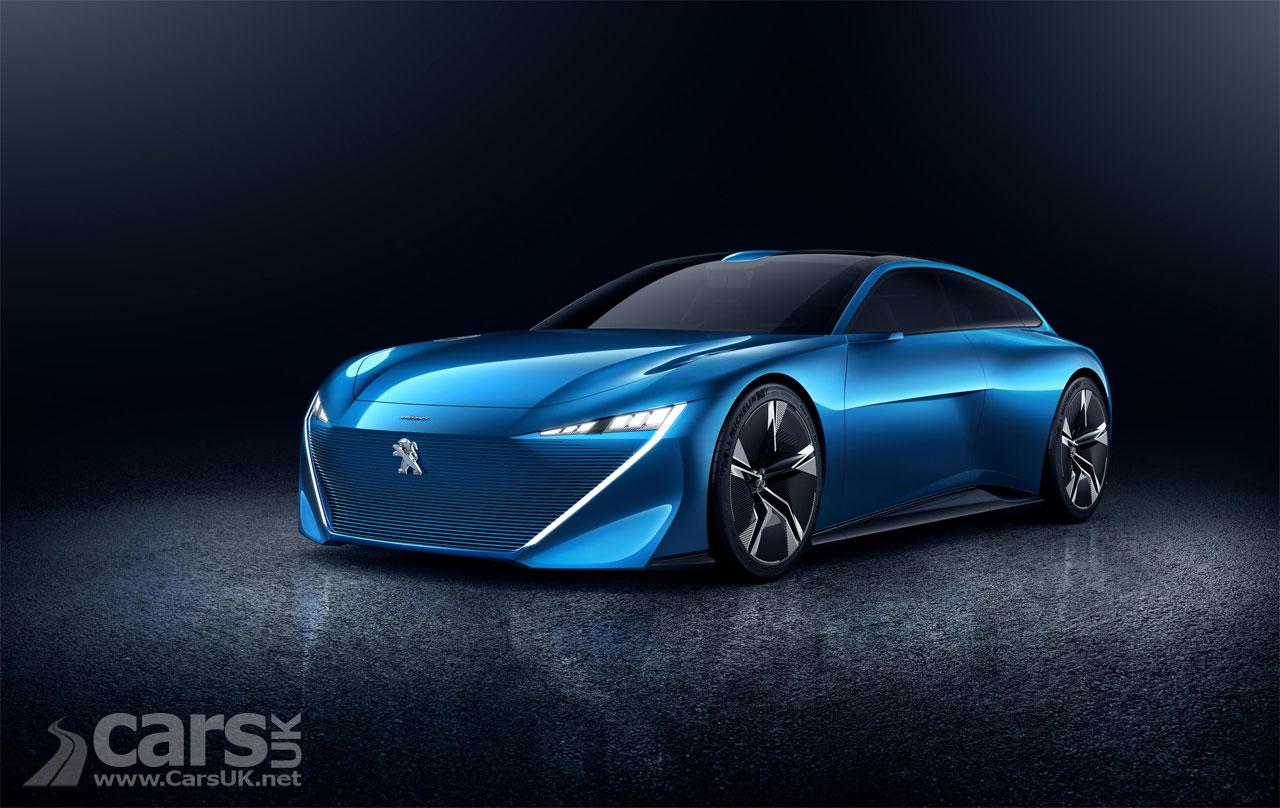 peugeot instinct concept showcases peugeot 39 s future design autonomous tech cars uk. Black Bedroom Furniture Sets. Home Design Ideas