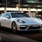 Porsche Panamera Turbo S E-Hybrid – a 671bhp Panamera Turbo with Electrickery