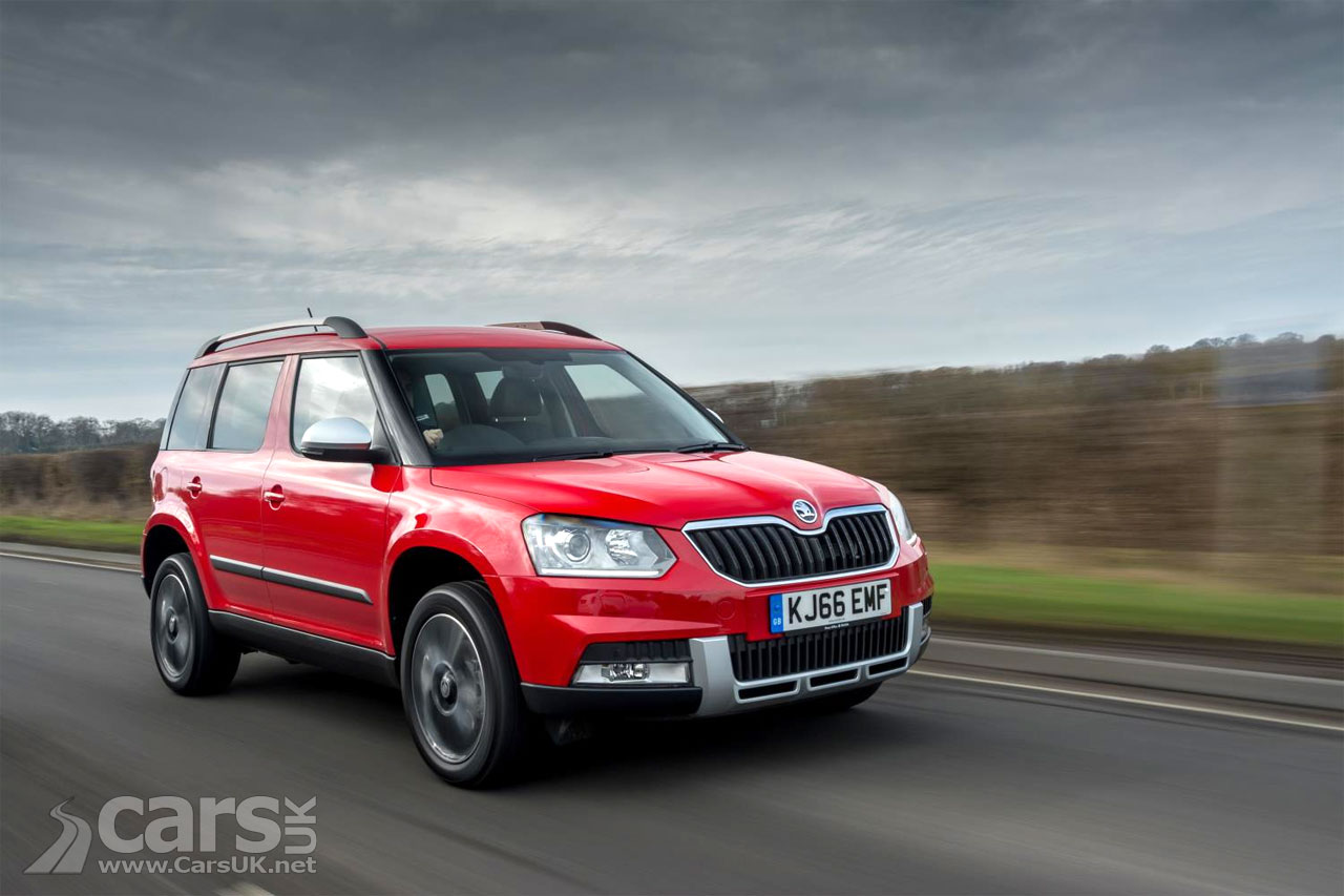 skoda yeti se drive and se l drive add extra yeti choices in the uk cars uk. Black Bedroom Furniture Sets. Home Design Ideas