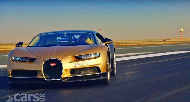 Photo Top Gear Series 24 teased with a Bugatti Chiron