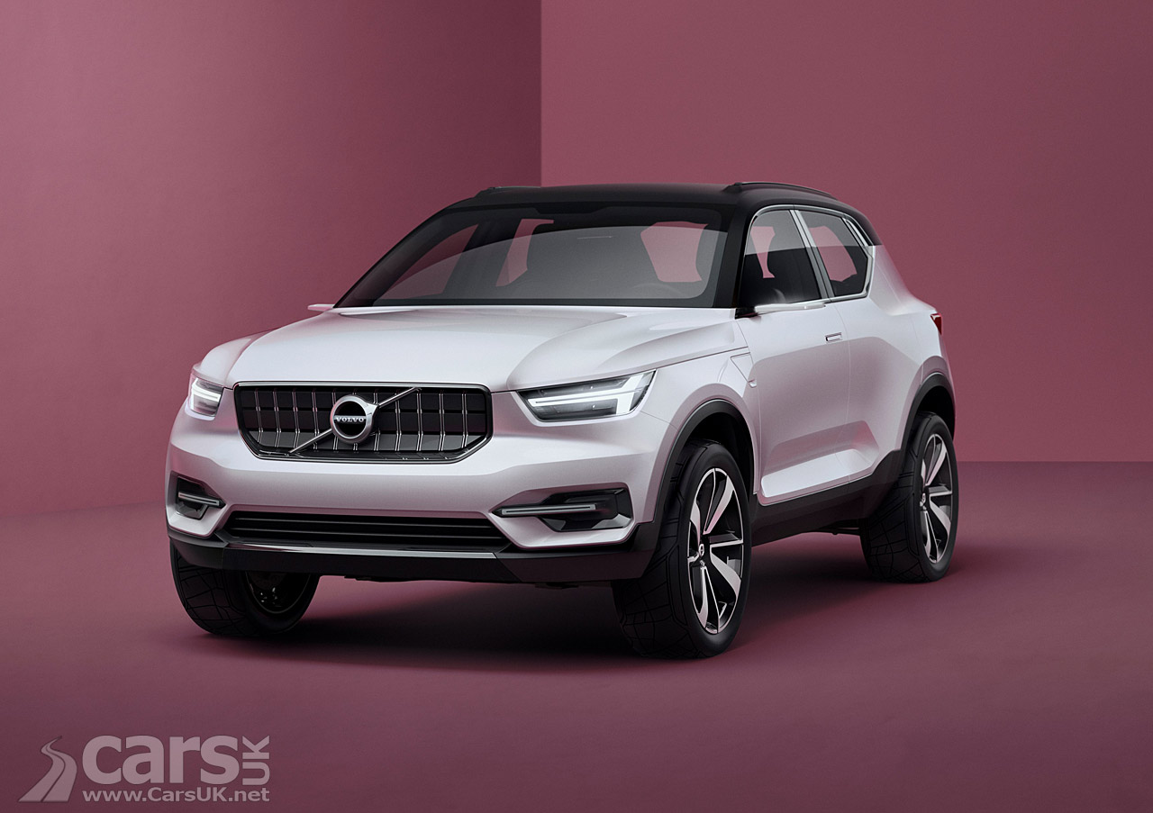 New Volvo Xc40 And All Xc60 Both Confirmed To Arrive In 2017