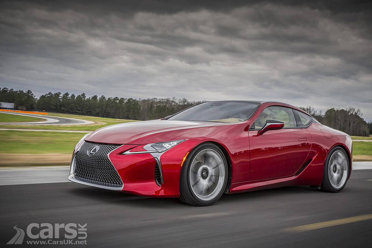 Photo Lexus LC Coupe