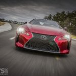 Lexus LC F with 600bhp to debut this year, says Lexus insider