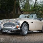 1967 Austin-Healey 3000 MKIII – the LAST Big Healey off the production line – up for auction