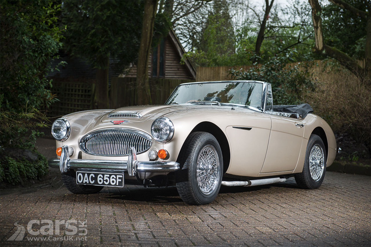 1967 austin healey 3000 mkiii the last big healey off the production line up for auction. Black Bedroom Furniture Sets. Home Design Ideas