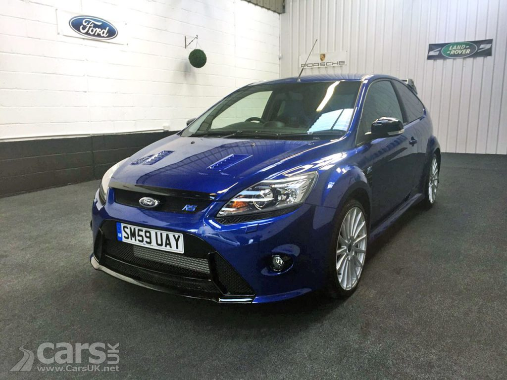 Photo 2009 Ford Focus RS
