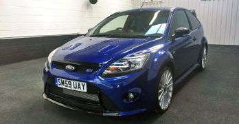 'Brand New' 2009 Ford Focus RS expected to fetch MORE than a new Focus RS