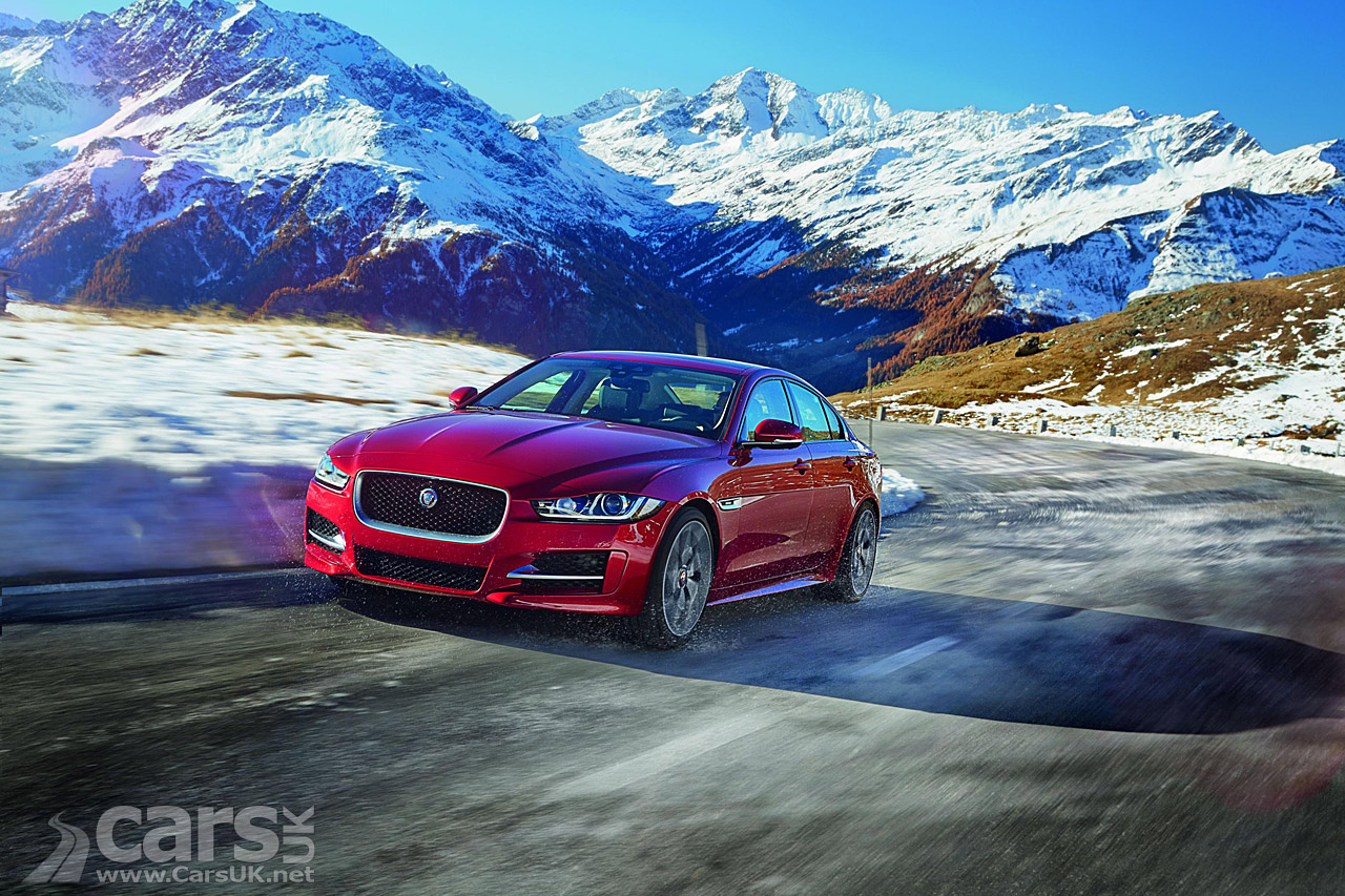 Photo Jaguar XE