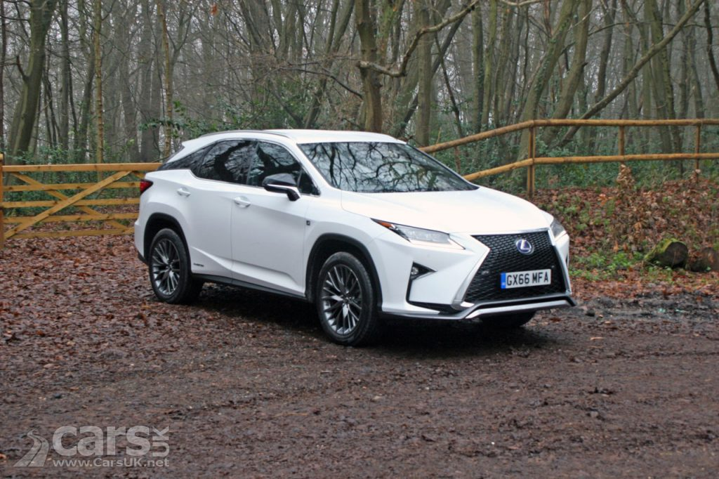 Photo Lexus RX 450h F Sport