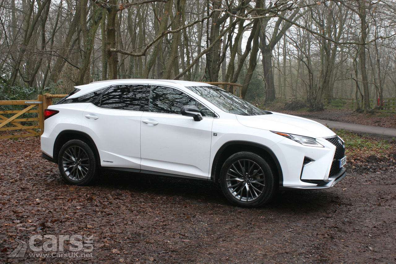 lexus rx 450h f sport review 2017 cars uk 2017 2018 2019 ford price release date reviews. Black Bedroom Furniture Sets. Home Design Ideas