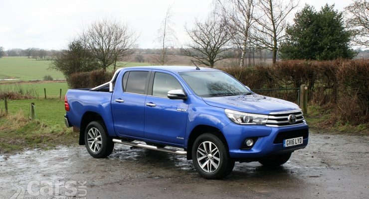 Photo 2017 Toyota Hilux Invincible D/C Reviewed