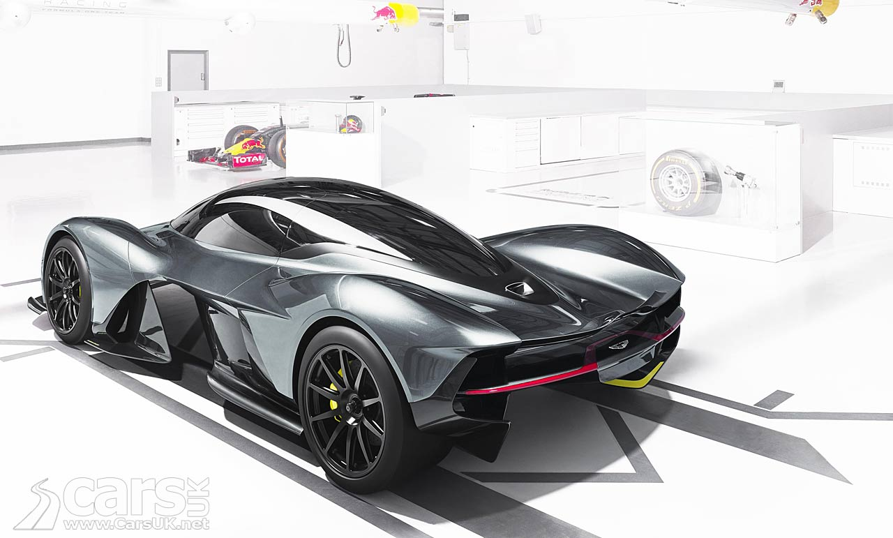 Aston Martin Valkyrie To Be Progenitor Of A Range Of Mid