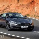 Aston Martin DB11 with AMG V8 debuting at Shanghai Motor Show