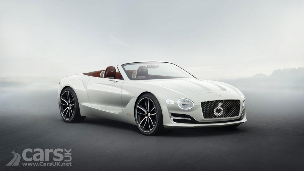 Photo Bentley EXP 12 Speed 6e Concept Front
