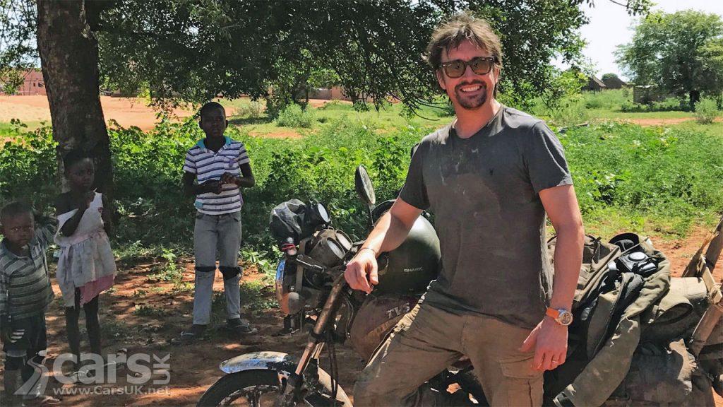 Photo Richard Hammon Motor Bike Mozambique