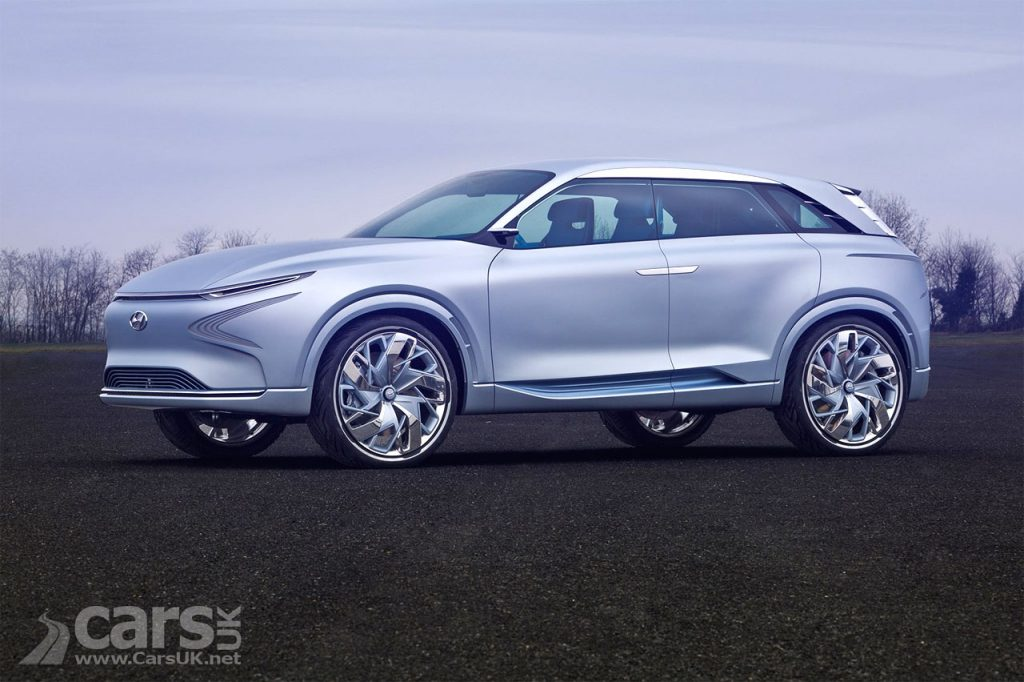 Photo Hyundai FE Fuel Cell Concept
