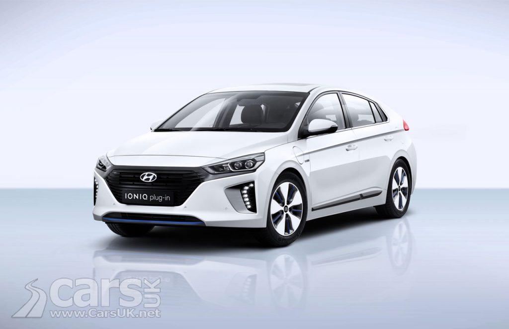 Photo Hyundai Ioniq plug-in Hybrid (PHEV)
