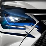 Lexus NX SUV getting a facelift – debuting next month in Shanghai
