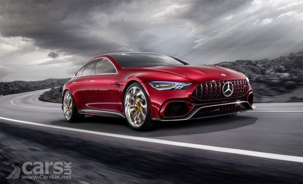 Photo Mercedes-AMG GT Concept