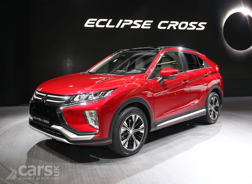 Photo Mitsubishi Eclipse Cross Geneva Motor Show