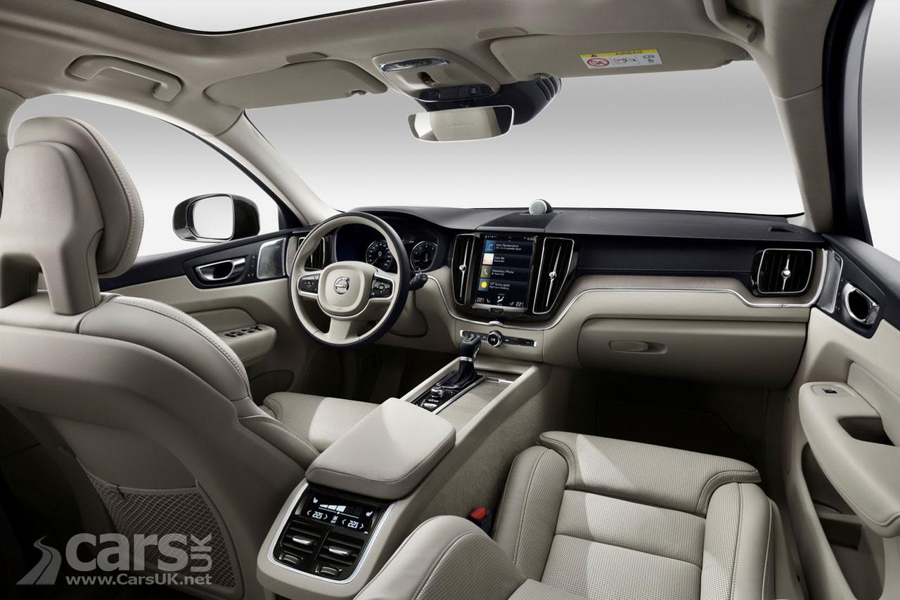Photo 2017 Volvo XC60 Interior