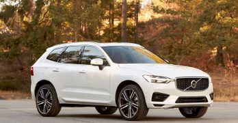 New Volvo XC60 getting its UK DEBUT next week – in Manchester's Arndale Centre