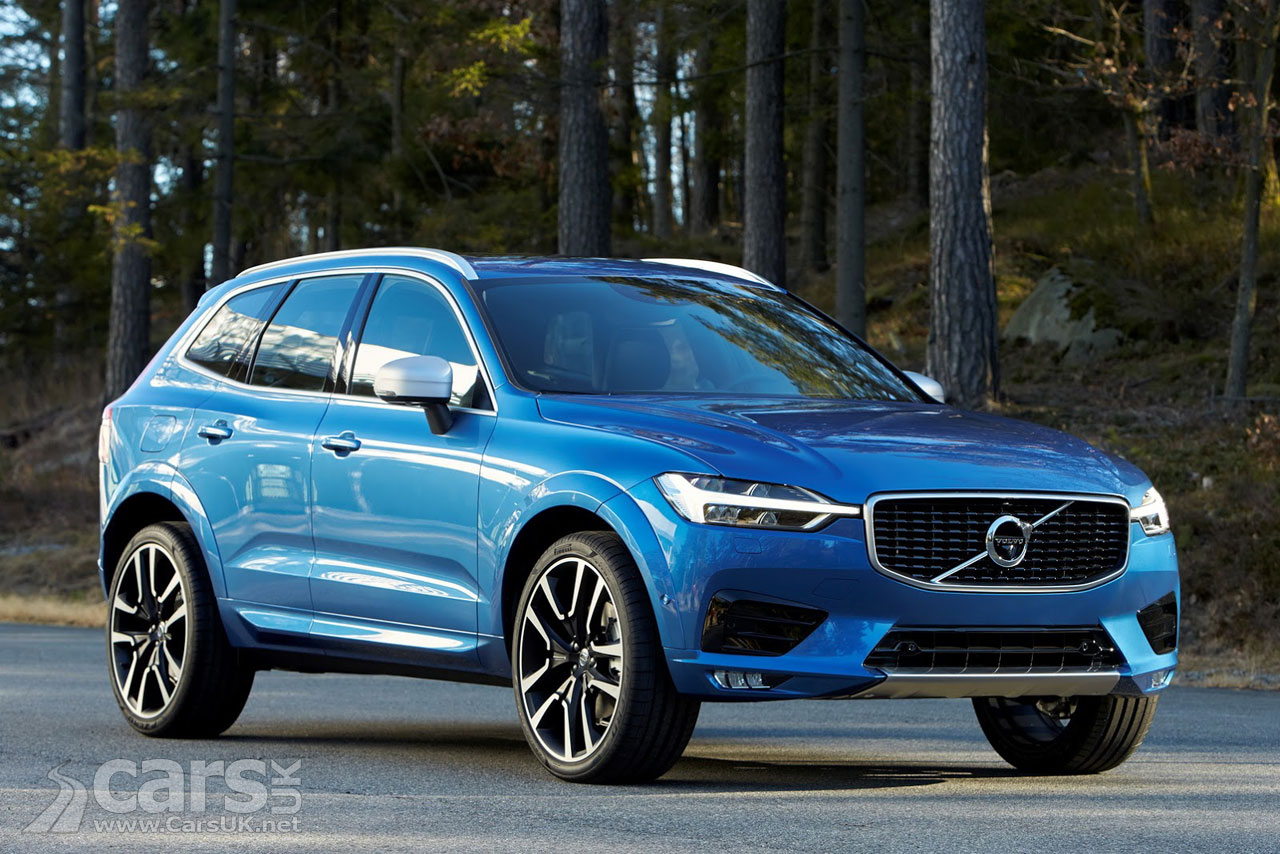 new volvo xc60 officially revealed as volvo renew their best selling car video cars uk. Black Bedroom Furniture Sets. Home Design Ideas