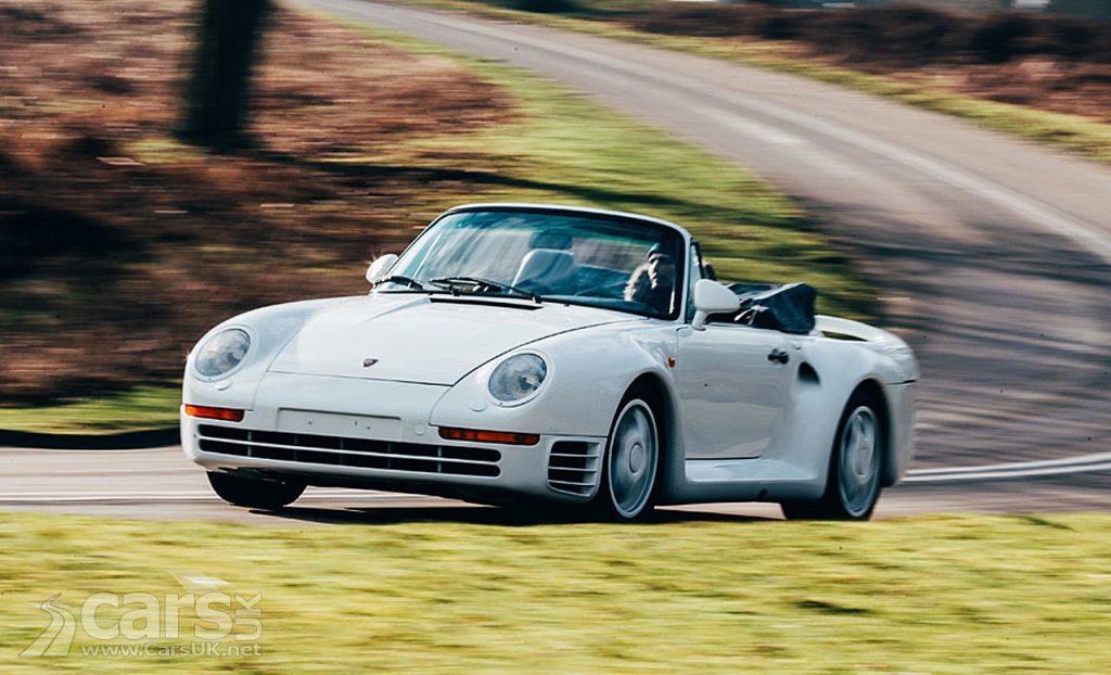 Photo Porsche 959 Speedster Auction