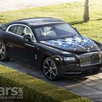 Rolls Royce Wraith Special Editions celebrate British Music Legends