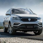 New Ssangyong Rexton revealed as Ssangyong go after Hyundai's Santa Fe