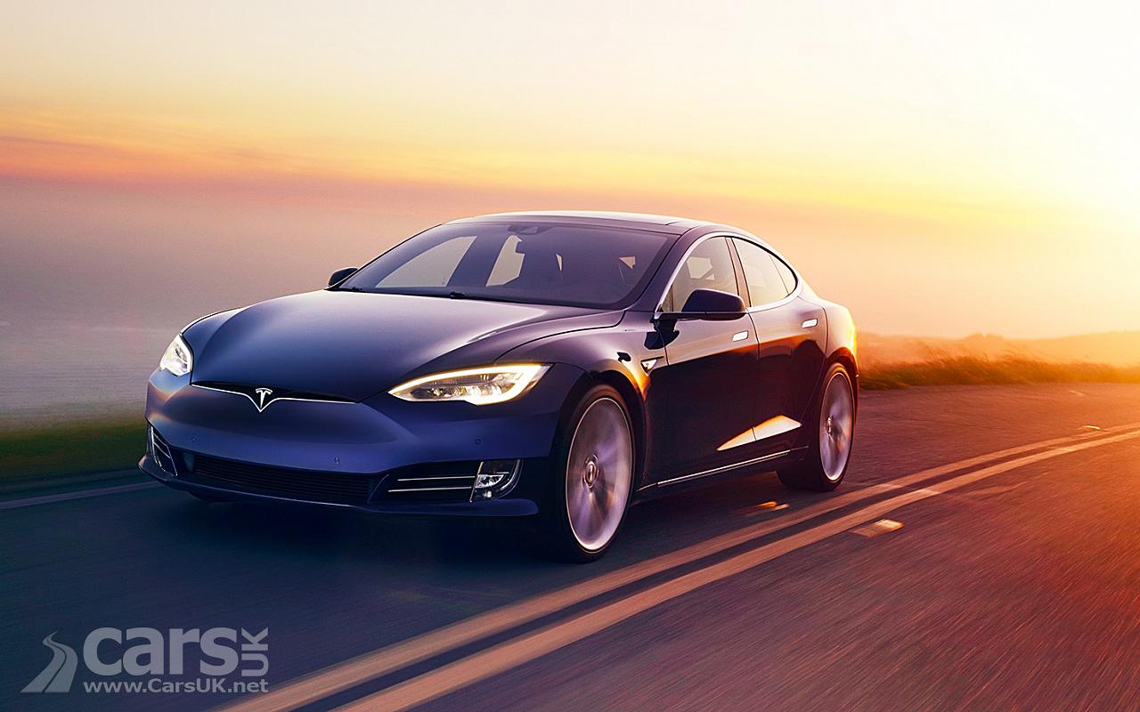 Photo Tesla Model S 60
