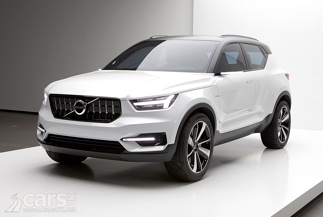 electric volvo xc40 expected to cost from 35 000 when it arrives in 2019 cars uk. Black Bedroom Furniture Sets. Home Design Ideas