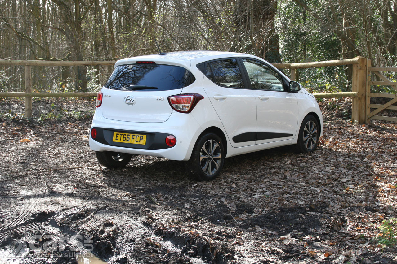 Photo 2017 Hyundai i10 Premium SE Rear View